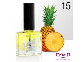 Olejček na nechty 10ml / 15 ananás