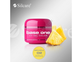 Perfumelle UV gél Base one 5g / 02 Isabelle Pineapple