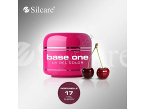 Perfumelle UV gél Base one 5g / 17 Mya Cherry