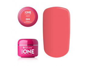 Matt UV gél Base one 5g / 04 Sweet Raspberry