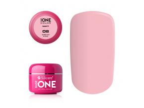 Matt UV gél Base one 5g / 08 Cream Pink