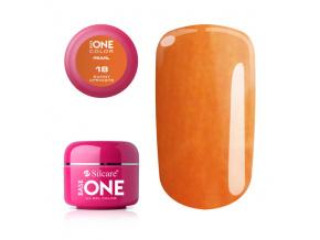 Pearl UV gél Base one 5g / 18 Sunny Apricots