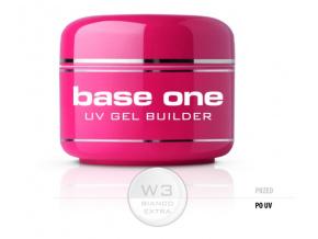 UV gél Base One Bianco Extra  / 5g