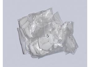 Tipy na nechty biele 500ks
