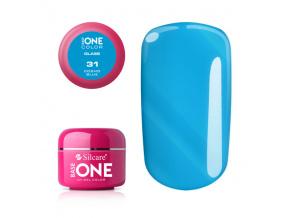 Farebný UV gél Base One 5g / 30 Cosmo Blue