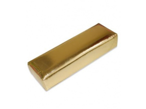 Podložka pod ruky zlatá
