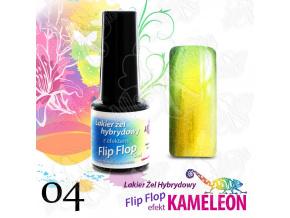Flip Flop gél lak 04