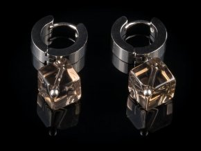 nausnice ze zahnedy a chirurgicke oceli gemterra