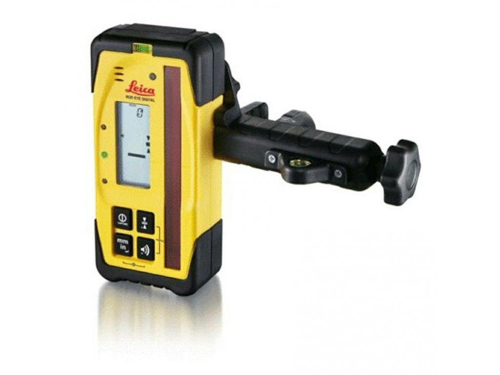 Rod Eye Digital Laser Receiver With Bracketx