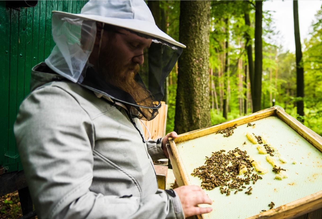 Jiří Bartoš, medovinář a včelař z Ptic