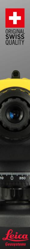 Nivelačný prístroj Leica Geosystems
