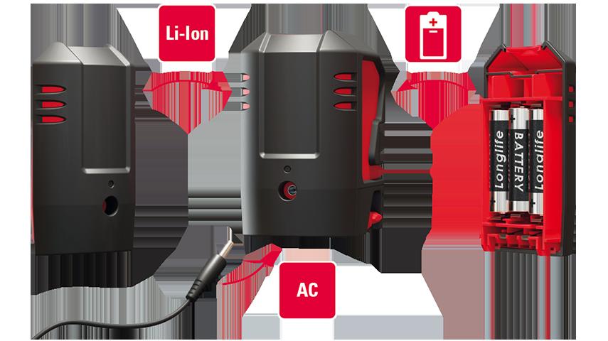 krizovy-laser-lino-l2-napajanie