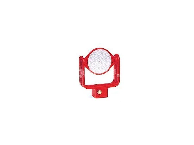Fóliový reflektor červený