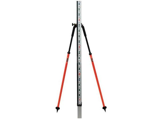 Držiak nivelačnej laty SECO, 105-176 cm