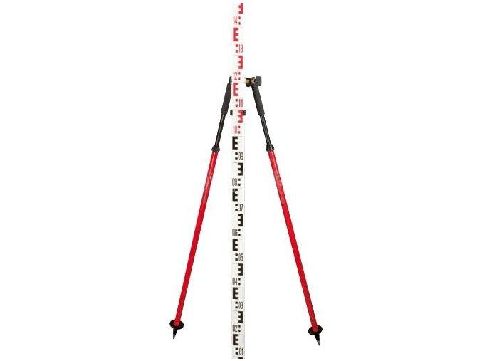 Držiak nivelačnej laty, 110-177 cm