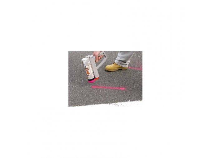Pištoľ pre značkovacie spreje
