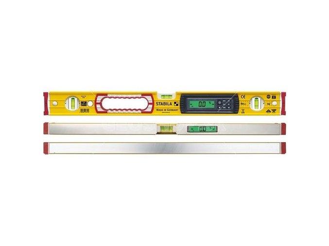 Digitálna vodováha STABILA 196 IP65, dĺžka 61 cm