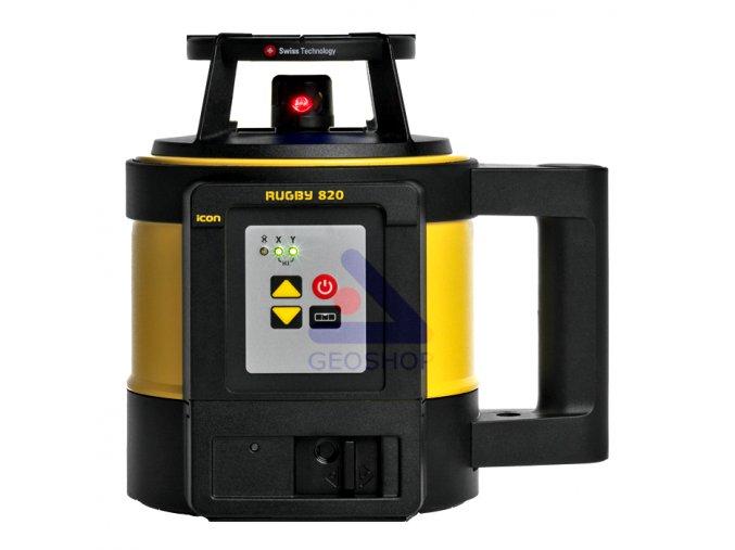 Rotačný laser Leica Rugby 820