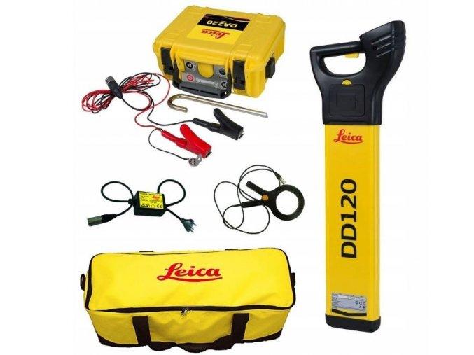 pol pl Leica DD120 Wykrywacz instalacji generator zestaw 24555 1