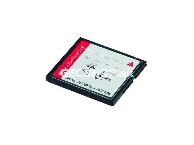 Registračná karta Leica MCF1000 1GB
