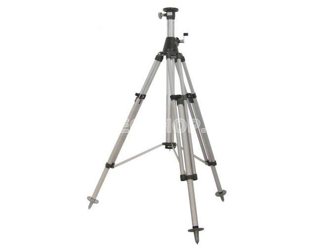 Statív obrí s elevátorom k rotačnému laseru Leica HD