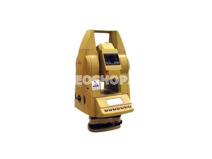 Teodolit s diaľkomerom Leica TC 600