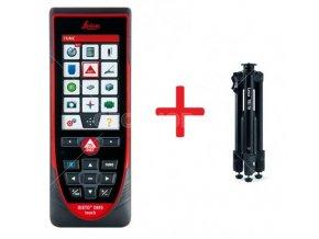 Laserový merač Leica DISTO™ D810 touch + statív zadarmo! (792297)