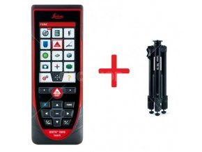 Laserový merač Leica DISTO D810 touch + statív zadarmo!