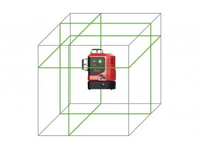 Laserfunktion Lino L6G 1050
