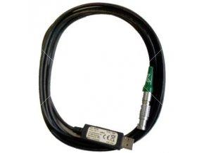 Prenosový kábel Leica GEV161 2.8m - USB