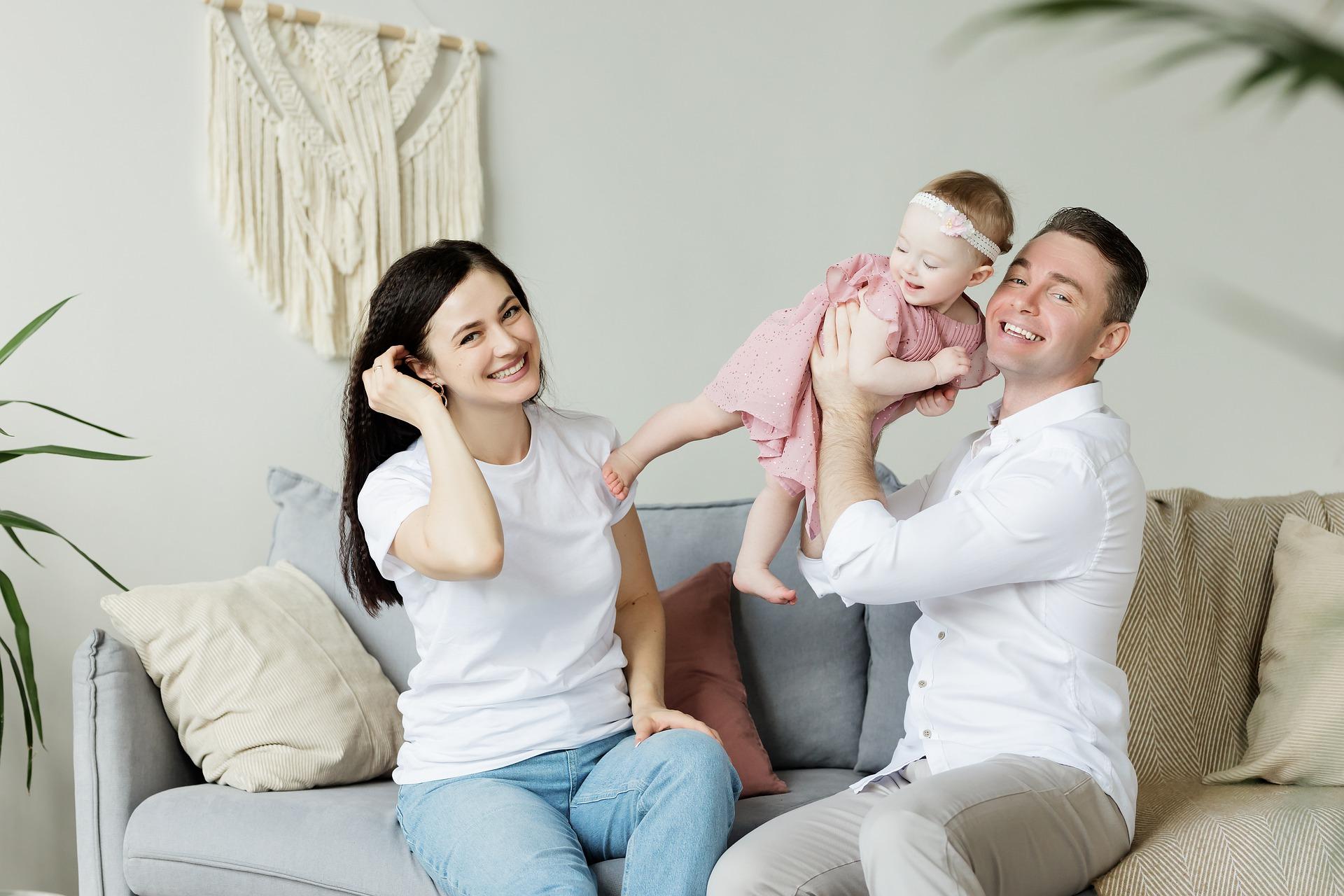 Vliv rodinného prostředí na dětský spánek
