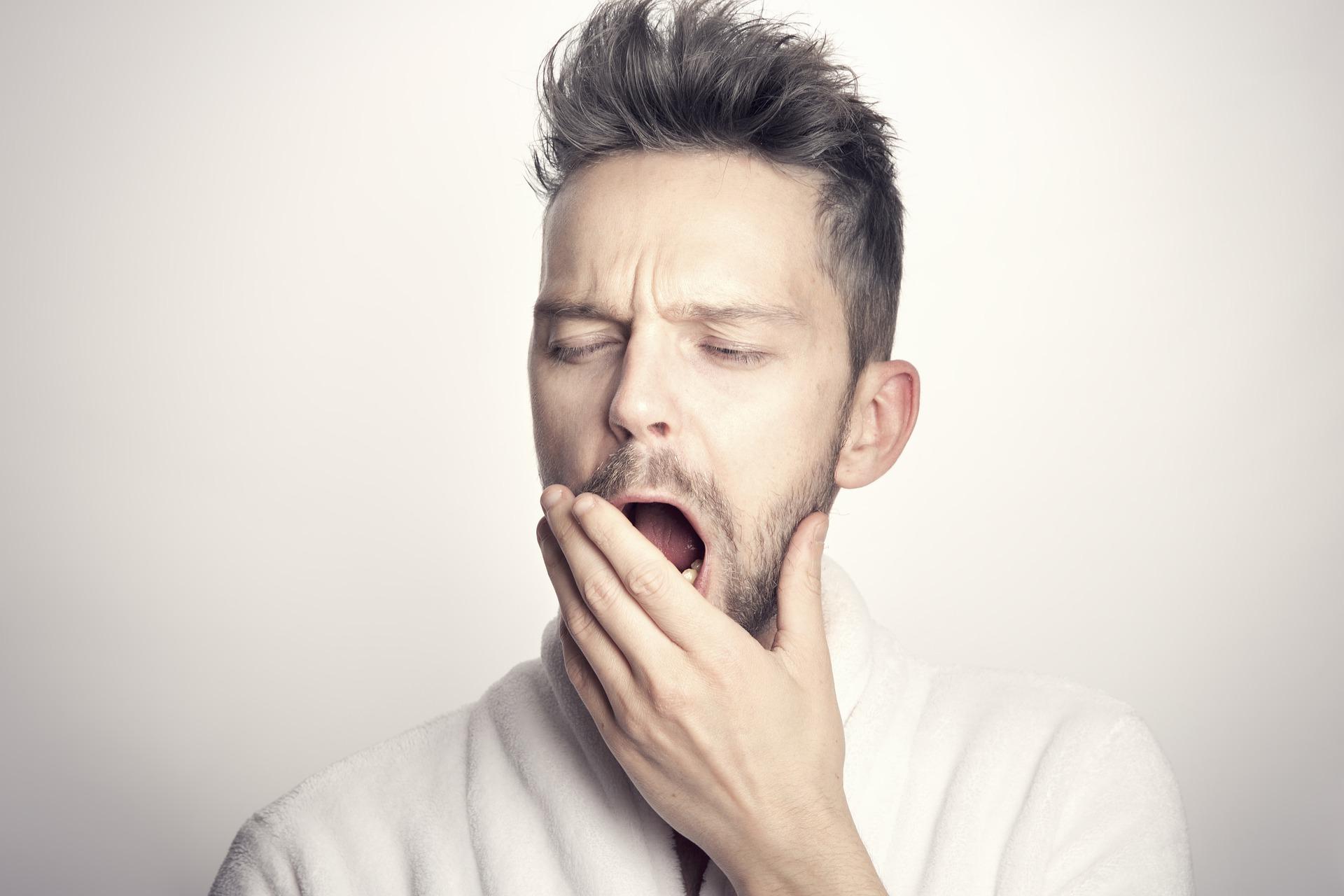 O kvalitě spánku v pořadu Víkend