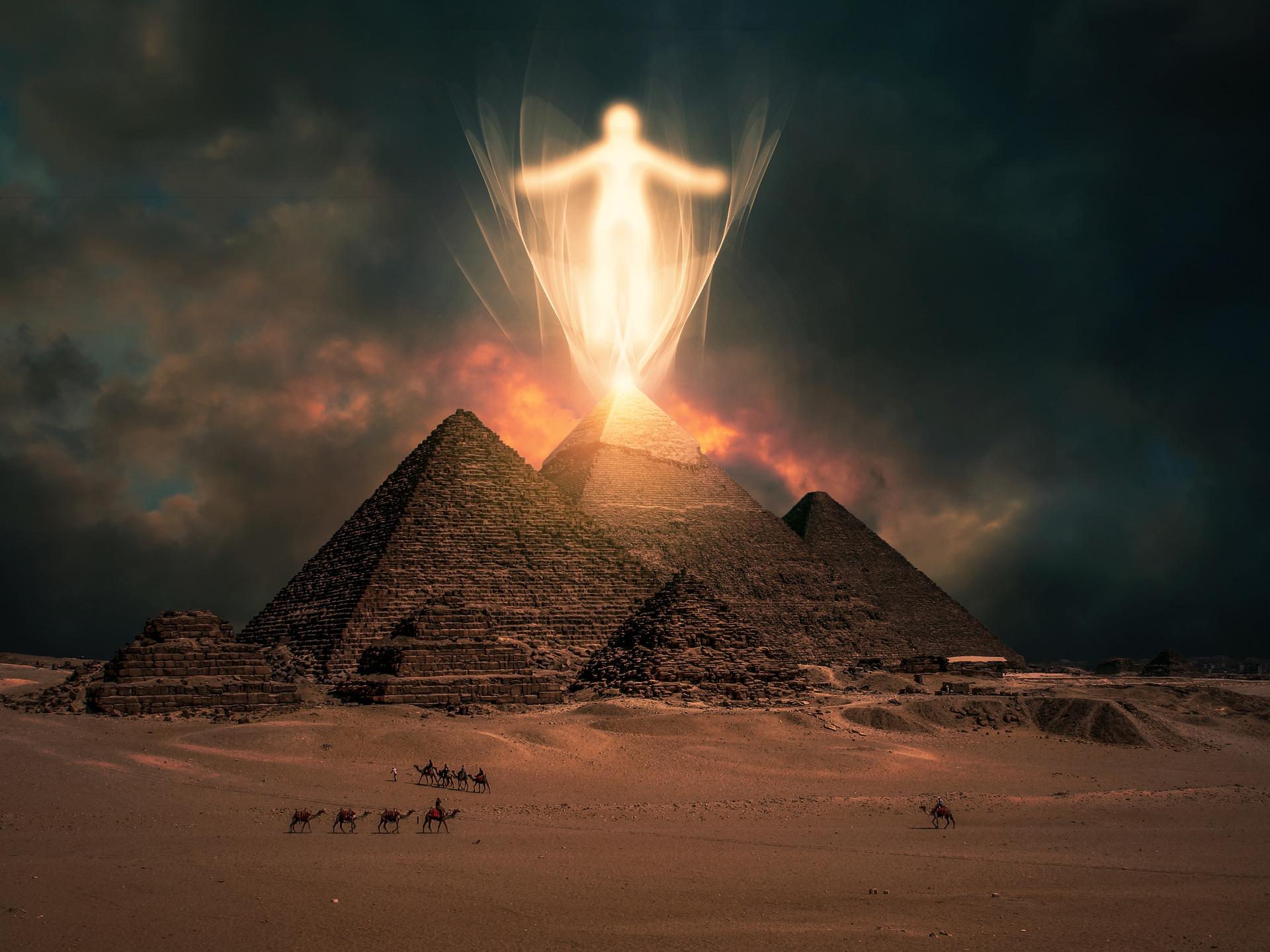 Pyramida a její účinky