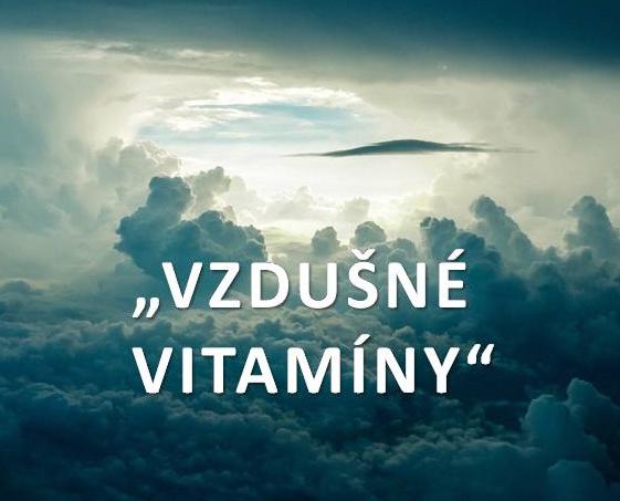 vzdušné vitamíny