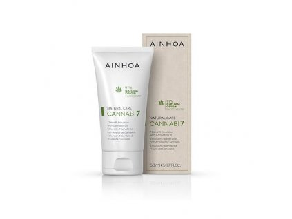 ainhoa cannabi7 emulsion 7 beneficios 50 ml