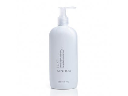 ainhoa luxe cleansing milk with caviar extract 500x500