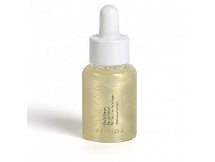 serum luxe gold facial