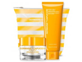 set royal jelly extreme krem mlekotonikum