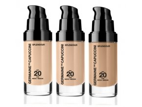 Germaine de Capuccini Make-up SPLENDOUR - pro normální a suchou pleť. SPF 20  Make-up suchá-normální pleť Lifting