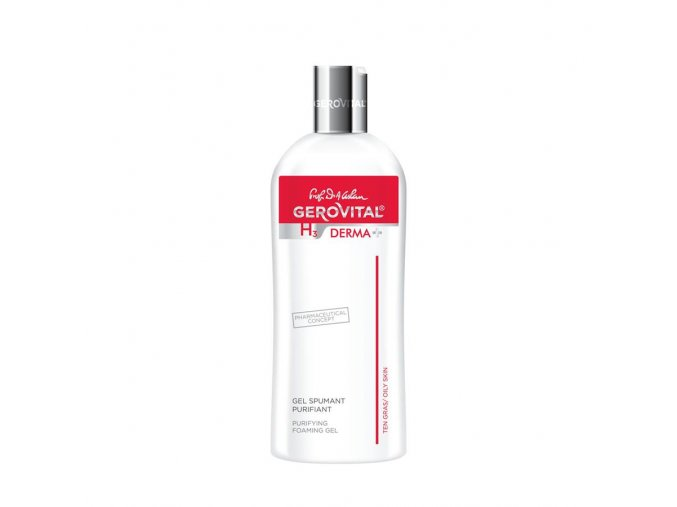 385 gel spuman purifiant flacon200ml 2