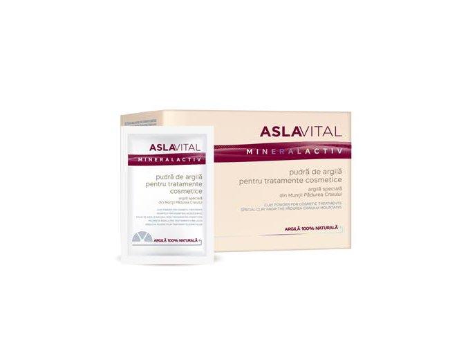 159 aslavital mineralactiv clay powder cosmetic treatments