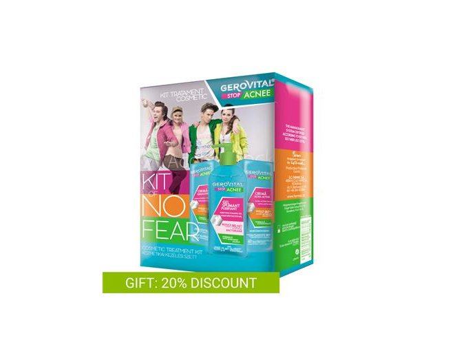 cosmetic treatment kit