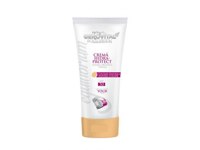 hydra protect cream spf 50 gerovital h3 equilibrium