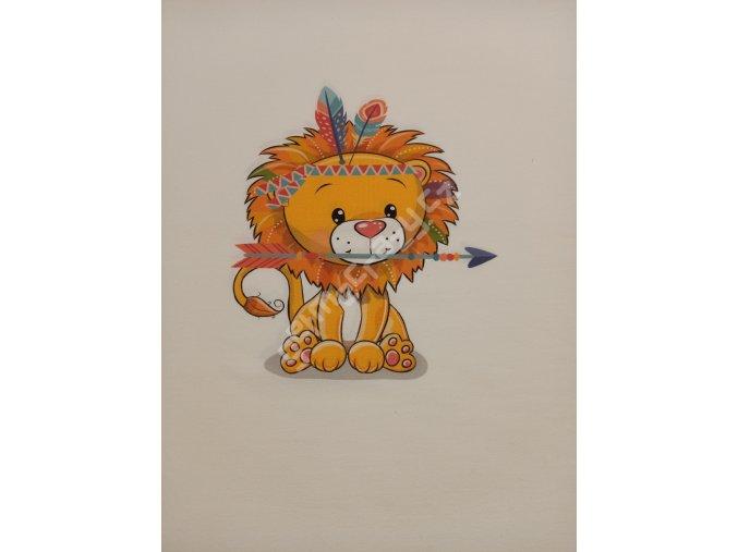 Lev indián (P)
