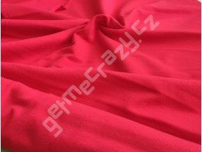 Červená počesaná
