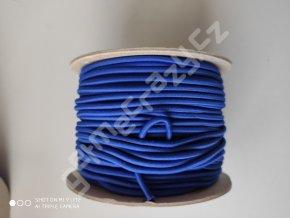 Gumička 2mm modrá