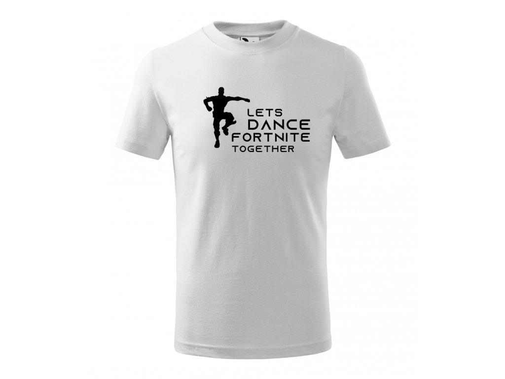 """Tričko """"Fortnite dance"""""""