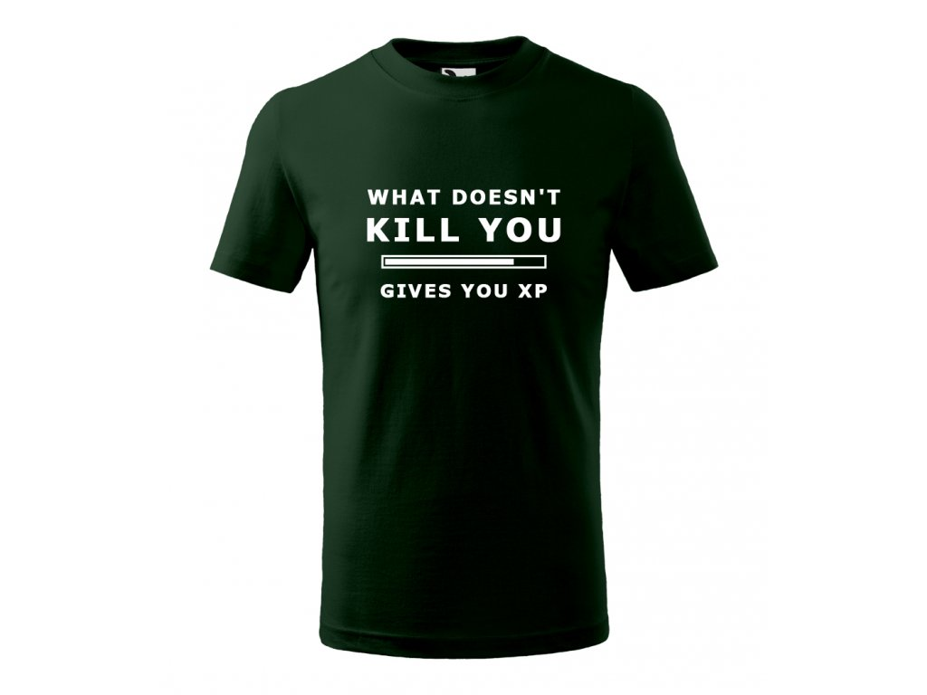 What doesnt kill you green