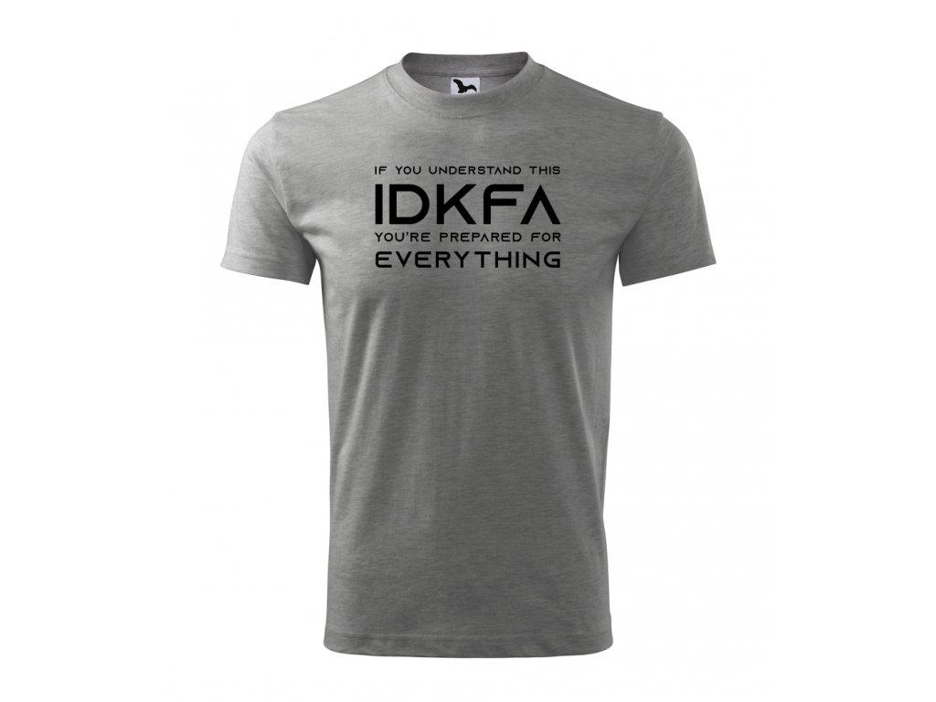 IDKFA grey