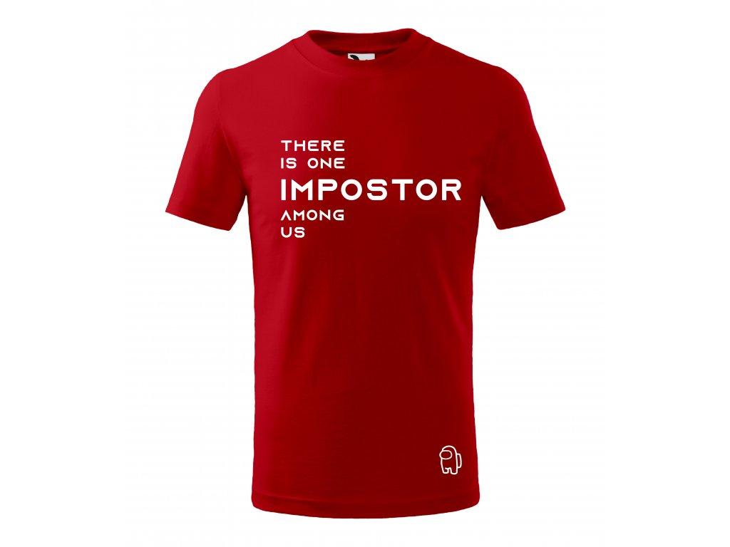 Impostor red